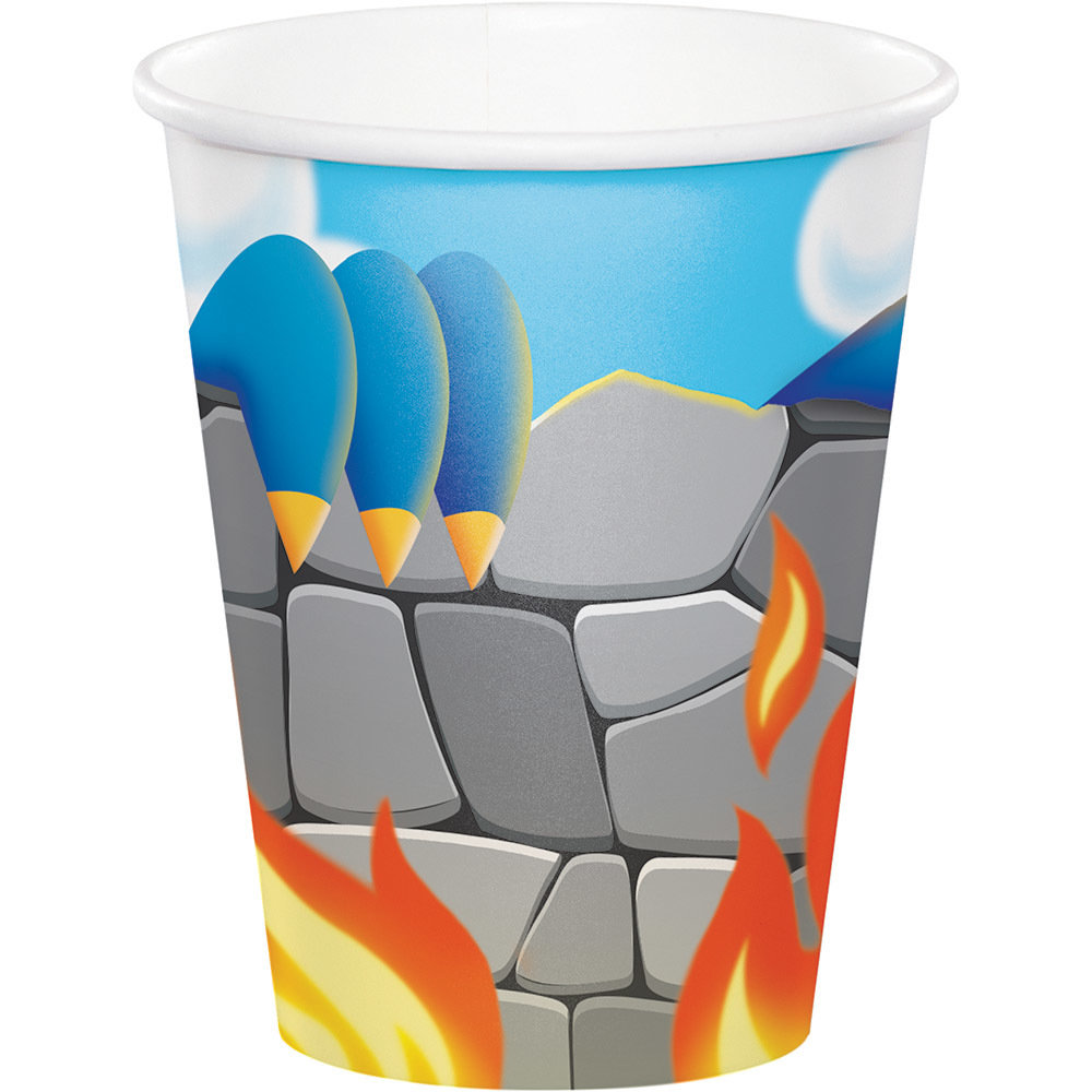 Dragon Paper Cup 60053