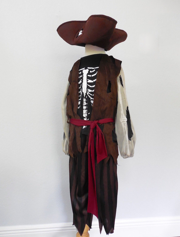 Pirate Set Skeleton