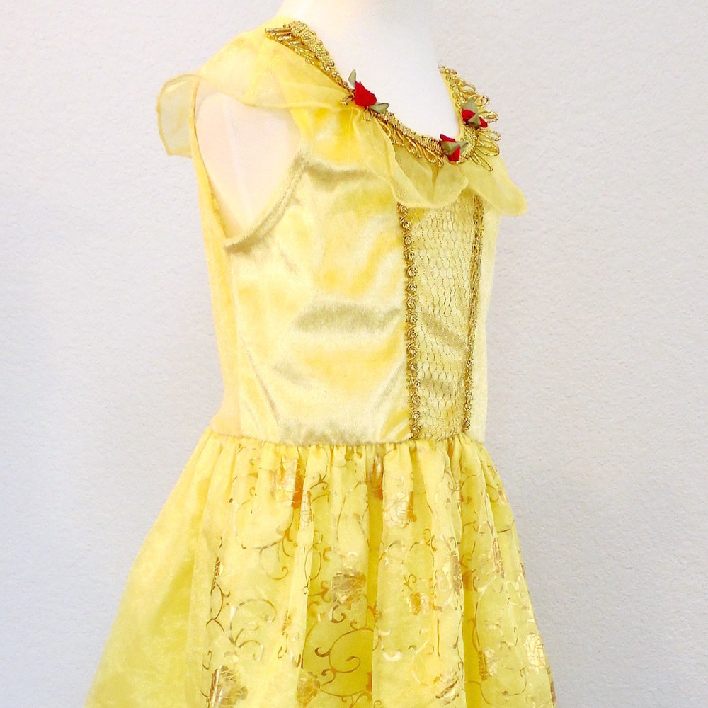 Princess Yellow Beauty 5-7 40304