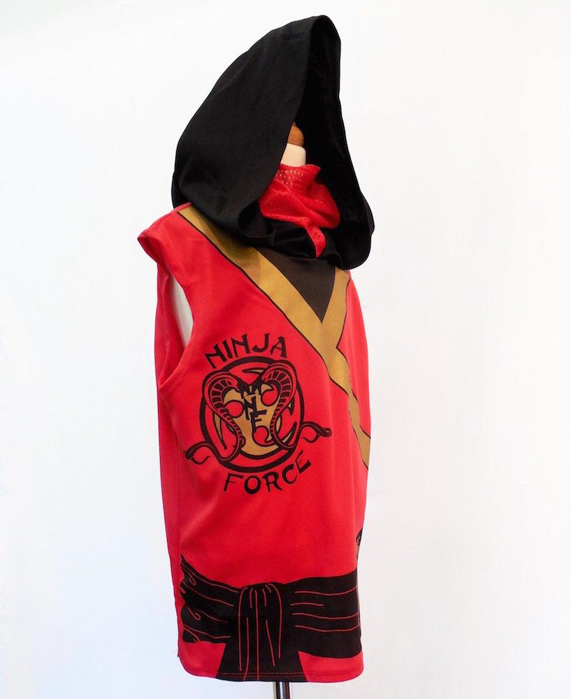 Ninja Force Hoodie