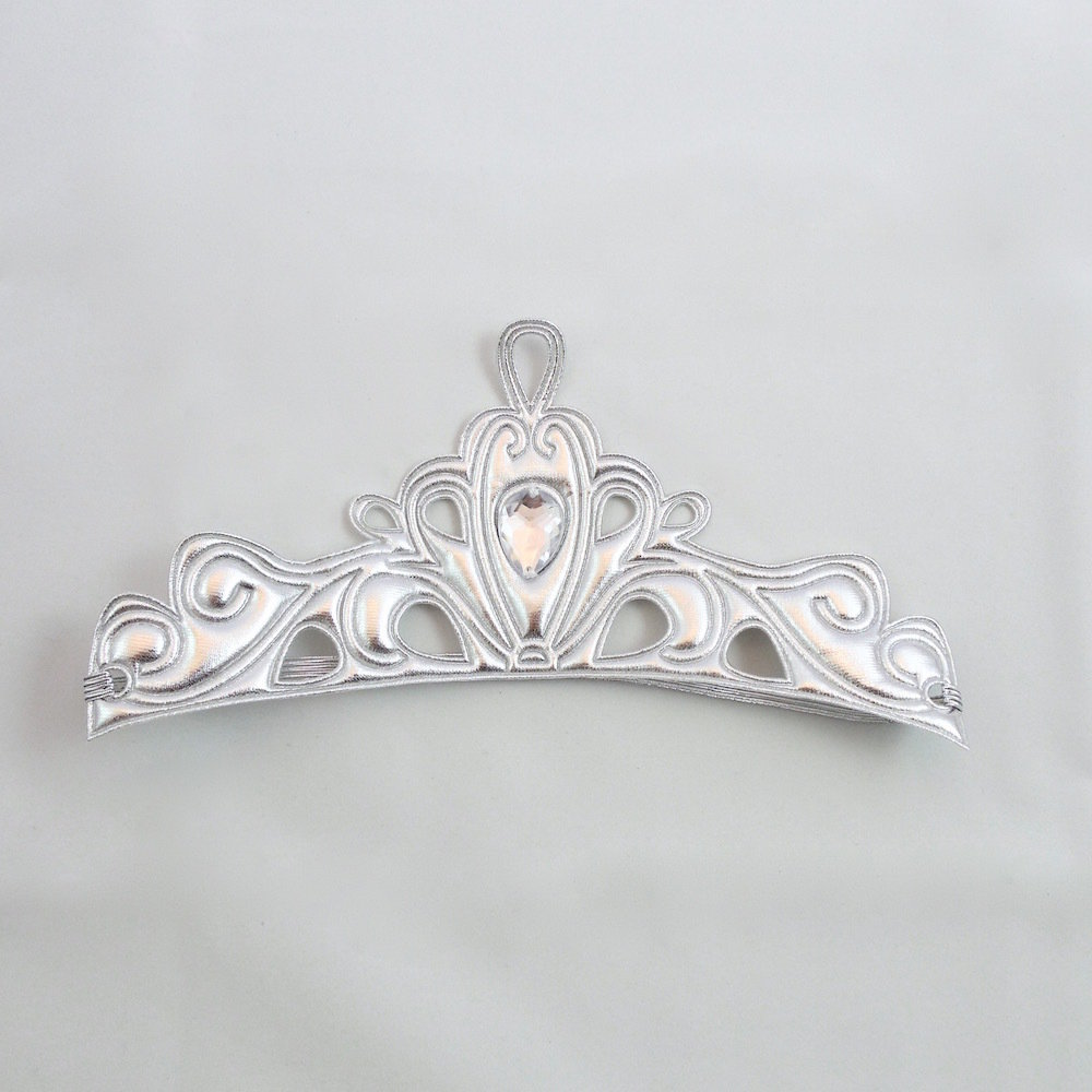 Diva Crown Silver