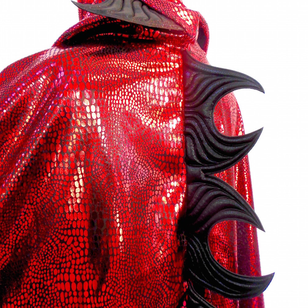 Dragon Cloak Red 40207