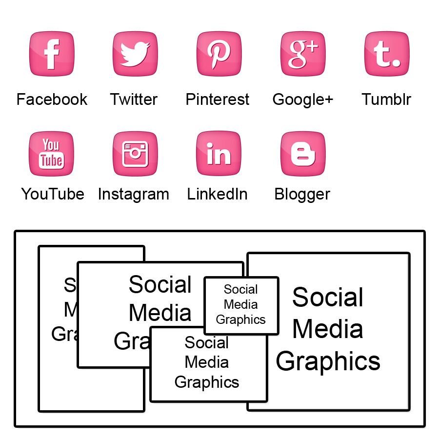 Social Media Graphics (comes with Facebook) tas-socmed