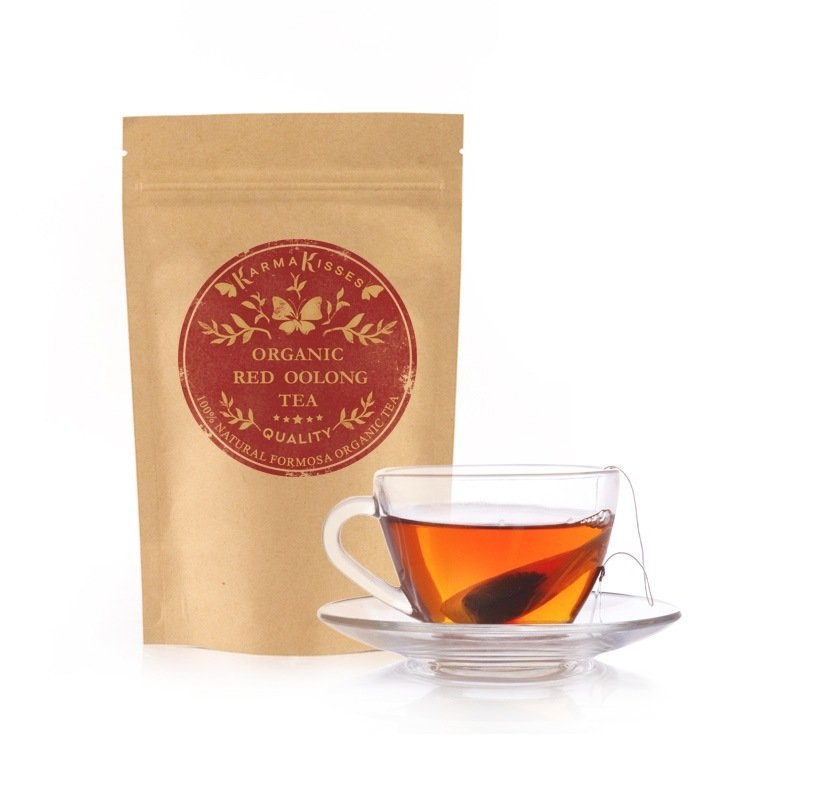 Organic Formosa Island Red Oolong Tea