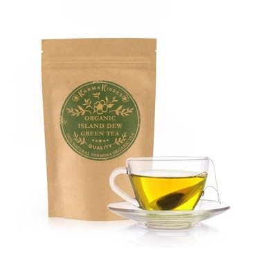 Organic Formosa Island Dew Green Tea