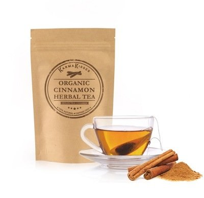 Organic Ceylon Cinnamon Herbal Tea