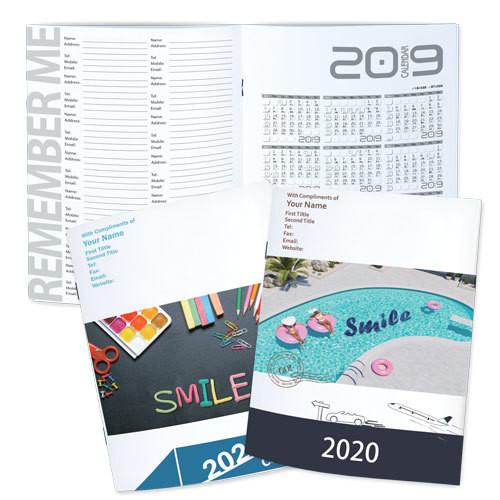 DSA14 A6月曆記事本