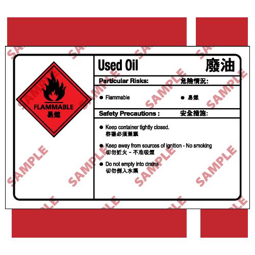 CL07 - 化學類安全標誌