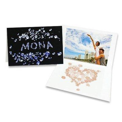 Personalized Valentine Card 大力笑情人節咭