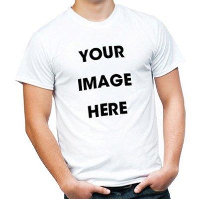 男裝 T-恤印刷 T-Shirt Printing