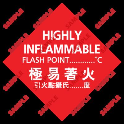C8 - 化學類安全標誌
