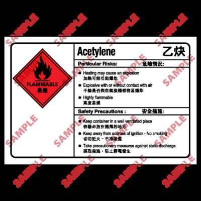 CL03 - 化學類安全標誌