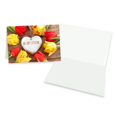 Personalized Valentine Card 2018 2018年大力笑情人節咭