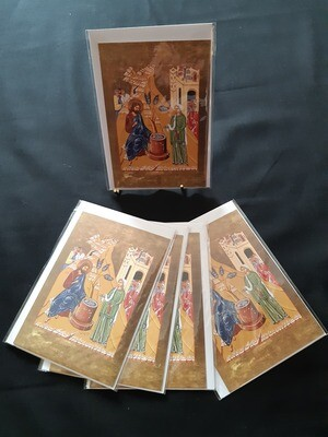Icon cards - pack of 5
