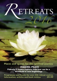 Retreats Journal 2016   SALE PRICE!
