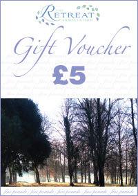 £5 Gift Tokens