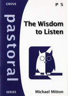 The wisdom to listen