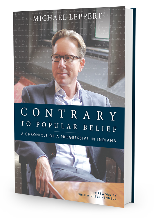 Contrary to Popular Belief - Paperback (Signed Copy)