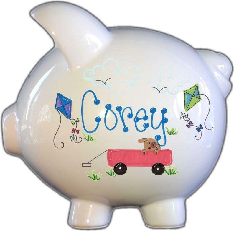 Playtime Piggy Bank