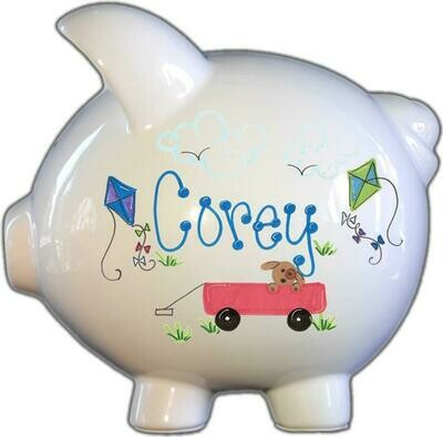 Playtime Piggy Bank