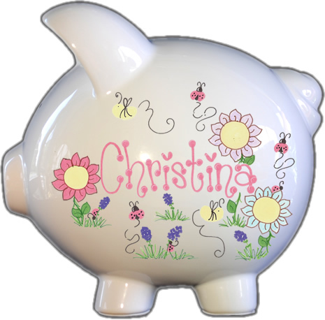 Sprout Design Piggy Bank
