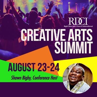 Creative Arts Summit 2019 (Individual Registration)