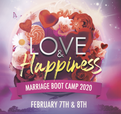 2020 Marriage Bootcamp (Deposit)