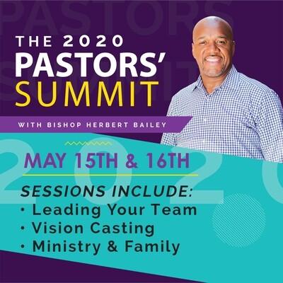 Pastor's Summit (Individual)