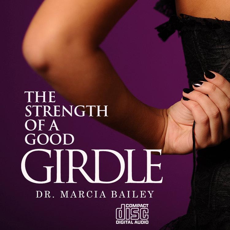 The Strength of a Good Girdle CD5436