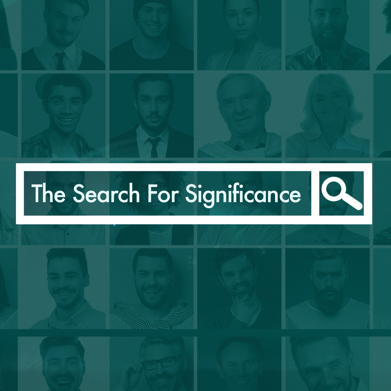 The Search for Significance CD Series