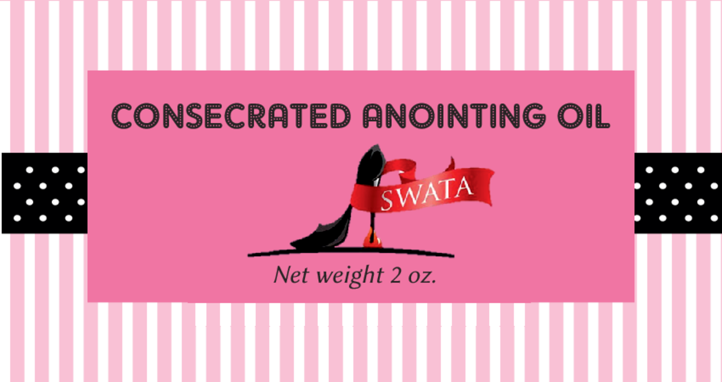 SWATA Consecrated Anointed Oil RDCI00030