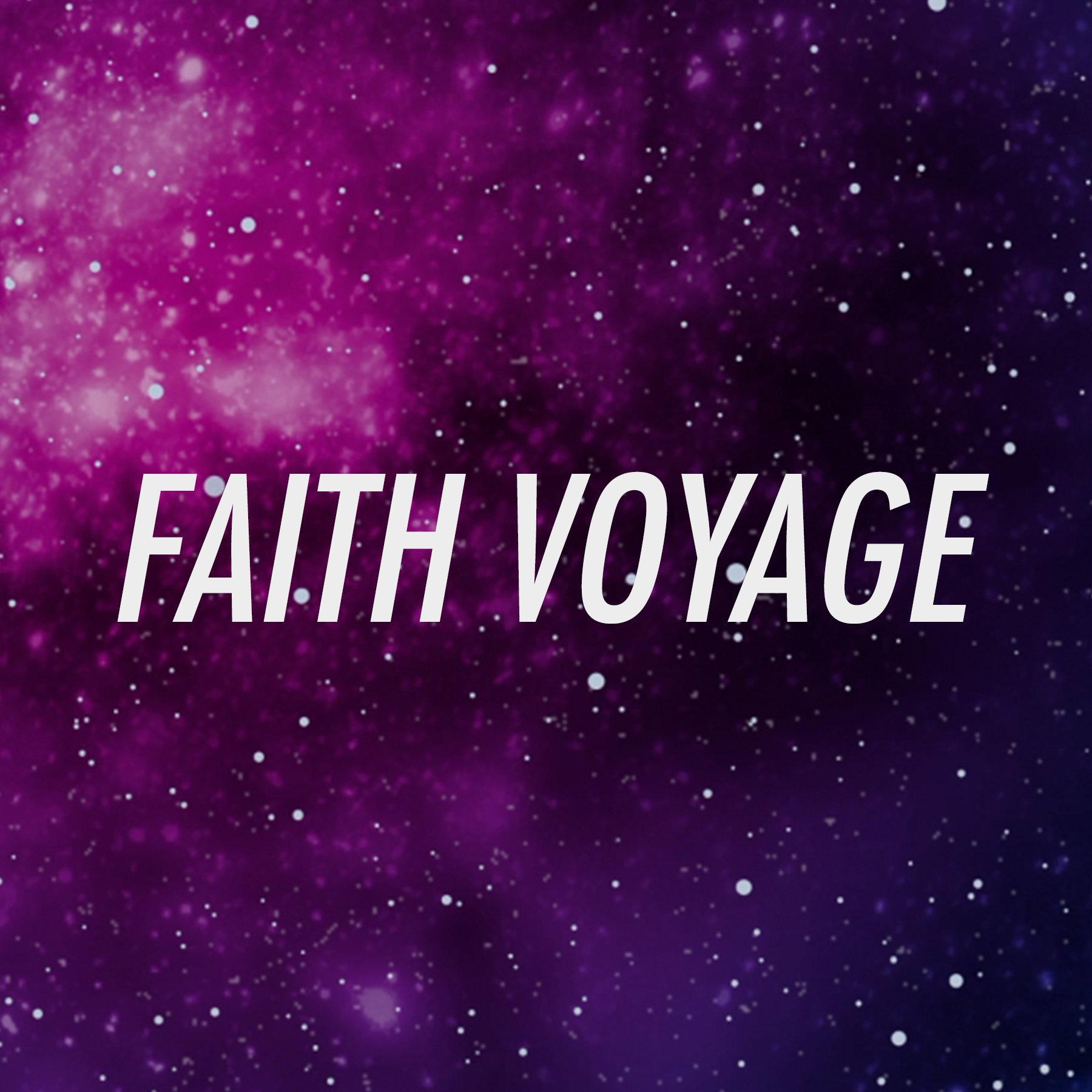 Faith Voyage CDS6089