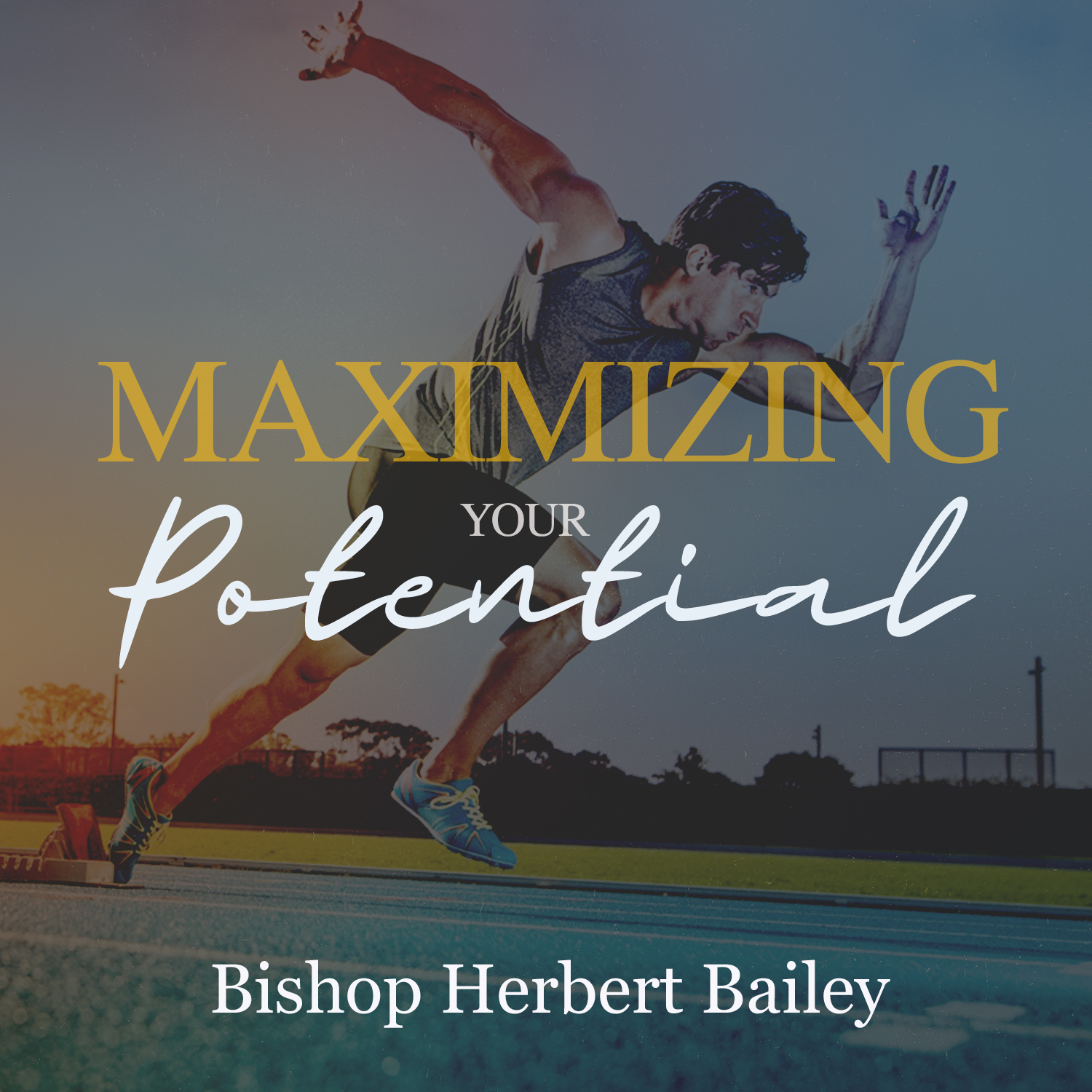 Maximizing Your Potential-CD Series CDS6104