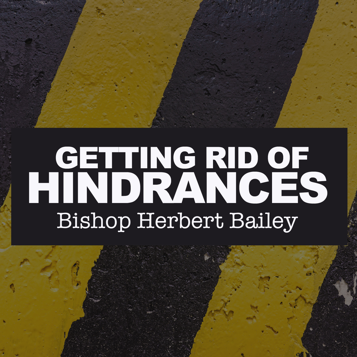 Getting Rid of Hindrances-DVD Series CDS6082