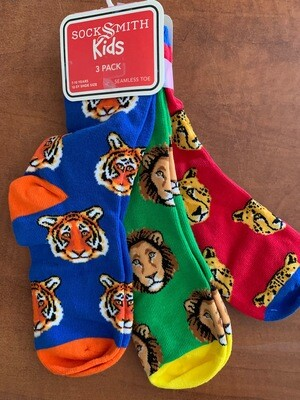 Kid Socks (3 Pack!)