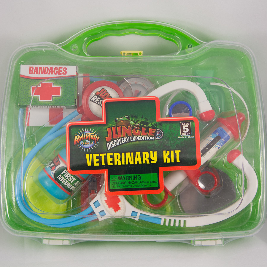 Veterinary Kit (Children's Toy)