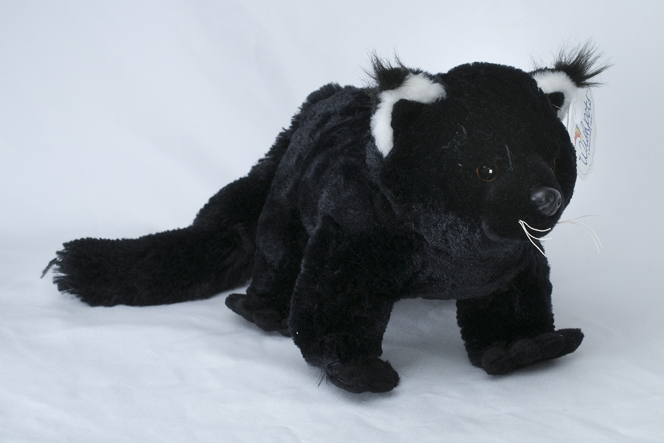 (Currently Unavailable) Plush Stuffed Binturong