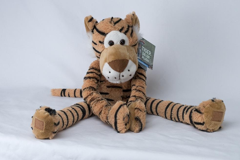 Swingin' Safari Stuffed Tiger