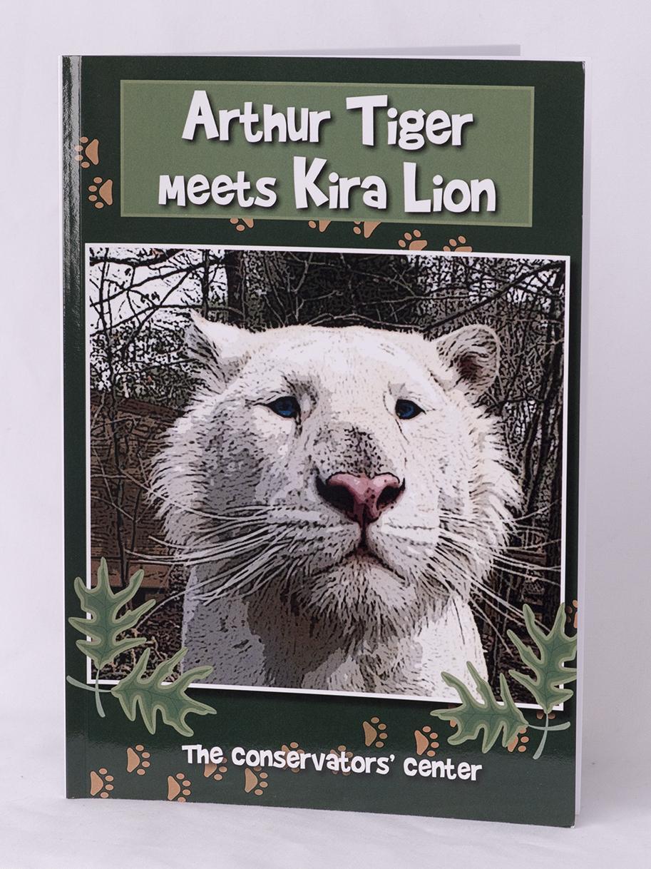 Arthur Tiger Meets Kira Lion 00019
