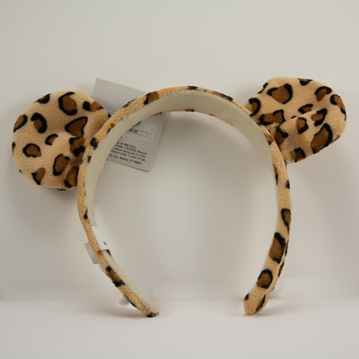Jaguar Ear Headbands for Kids