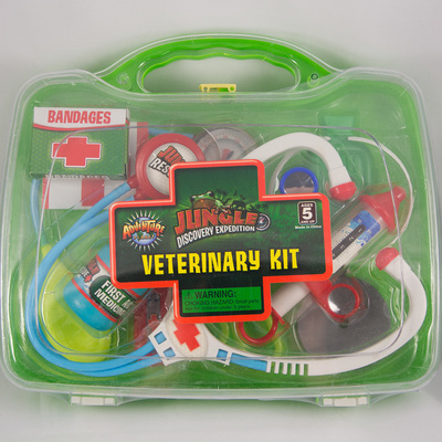 Children's Toy Veterinary Kit