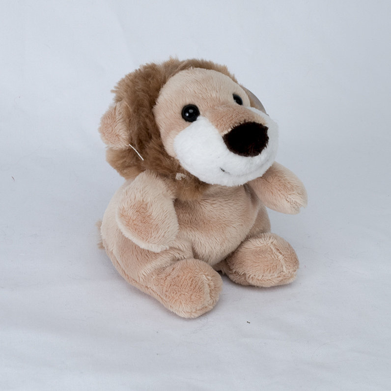 Mini Stuffed Lion 00075