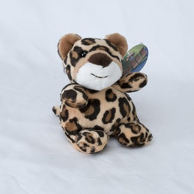 Mini Stuffed Leopard