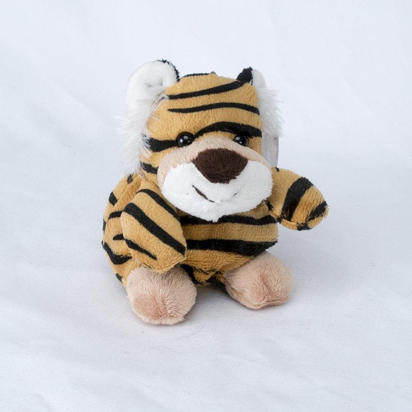 Mini Stuffed Tiger 00077