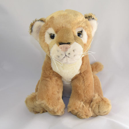 Buttersoft  Lioness Stuffed Animal 00098