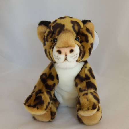 Buttersoft Leopard Stuffed Animal 00085