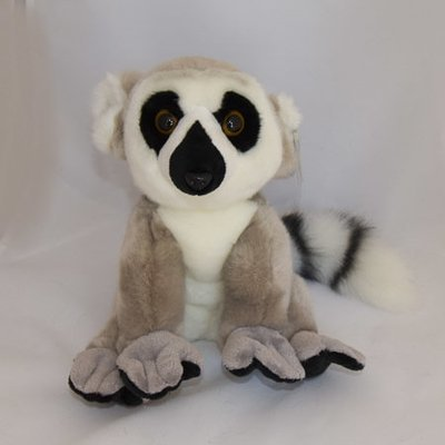 Buttersoft Lemur Stuffed Animal