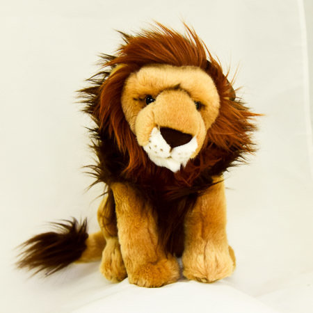 Buttersoft Lion Stuffed Animal 00086