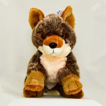Coyote Stuffed Animal 00084
