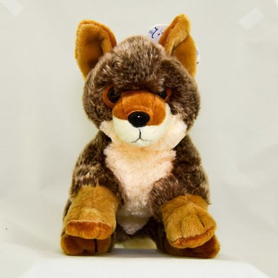 Coyote Stuffed Animal